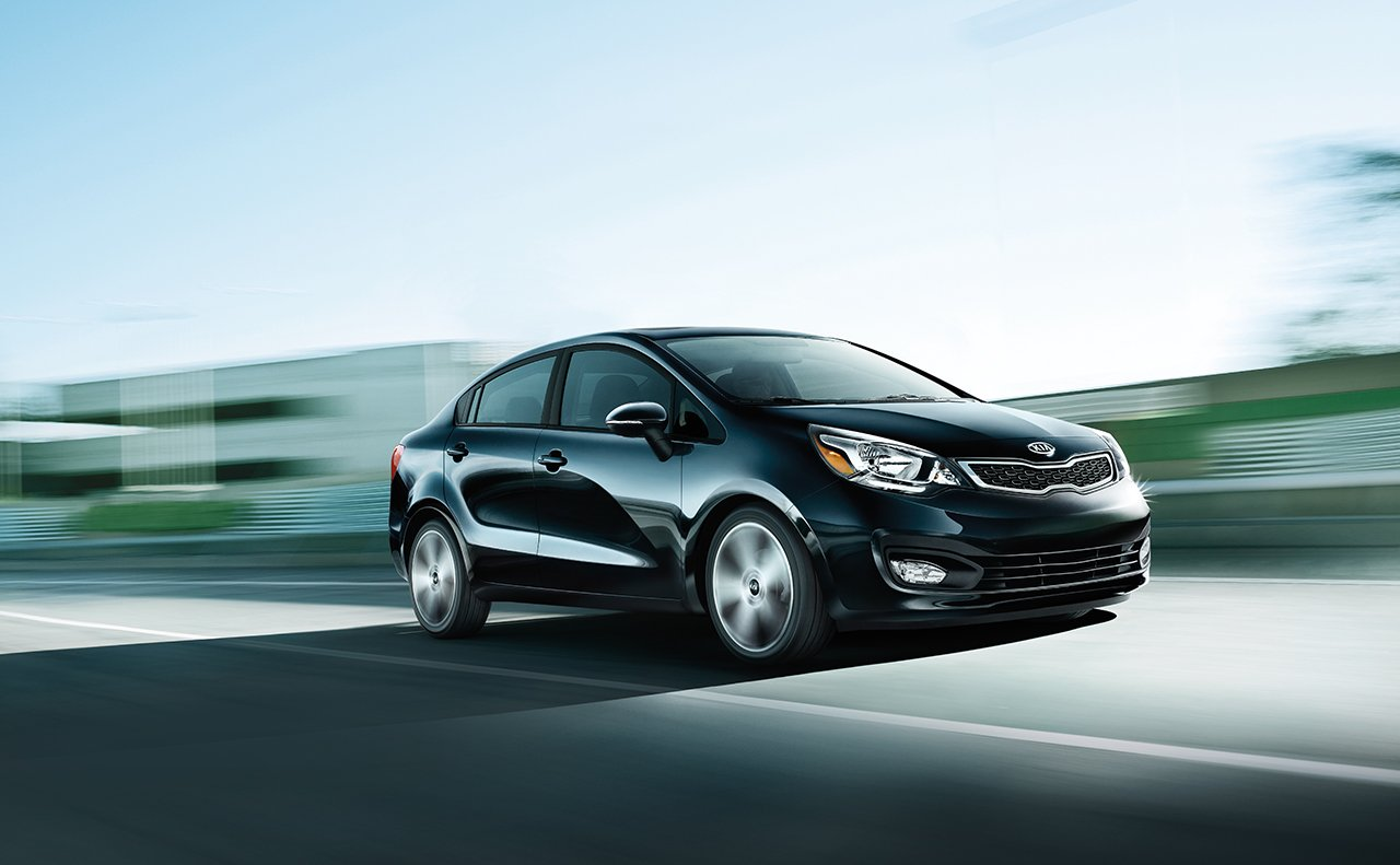 2014 Kia Rio, one of the least expensive 2014 models to maintain (MSN Autos)