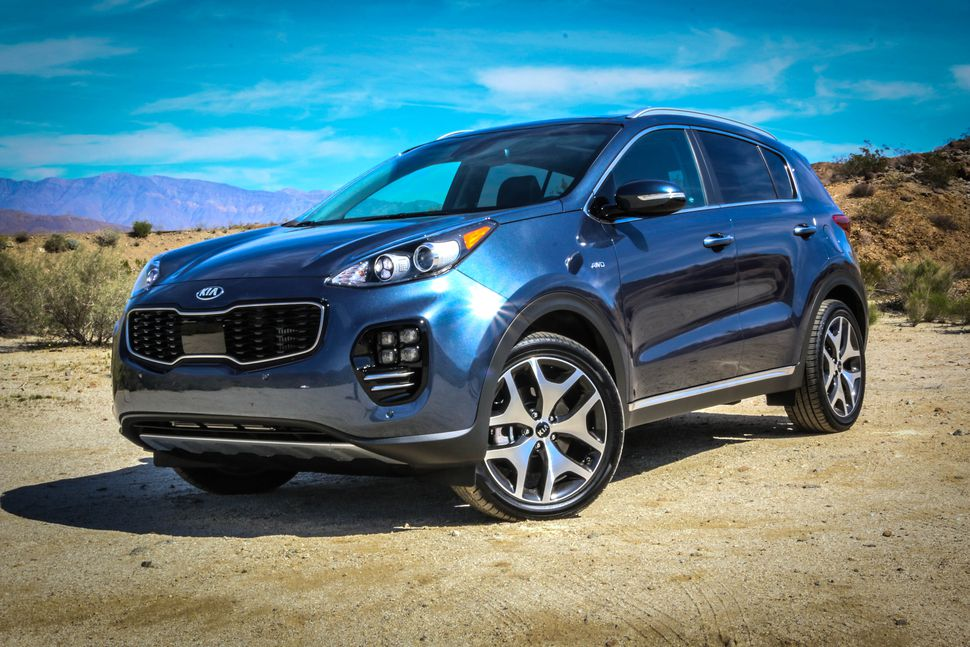 Cars Names The 2017 Kia Sportage Best Compact Suv